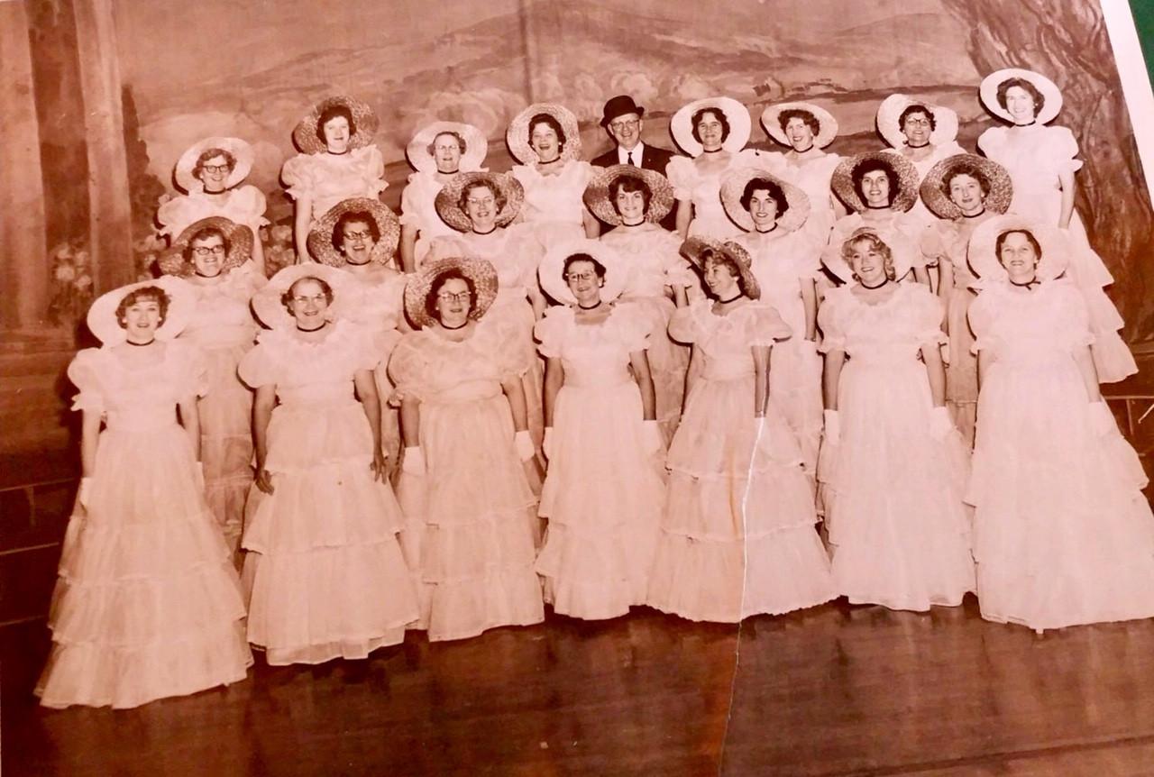 Salisbury Chorus circa 1960