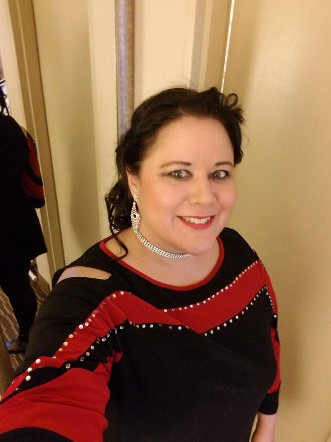 Current director, Sharon Ehrisman