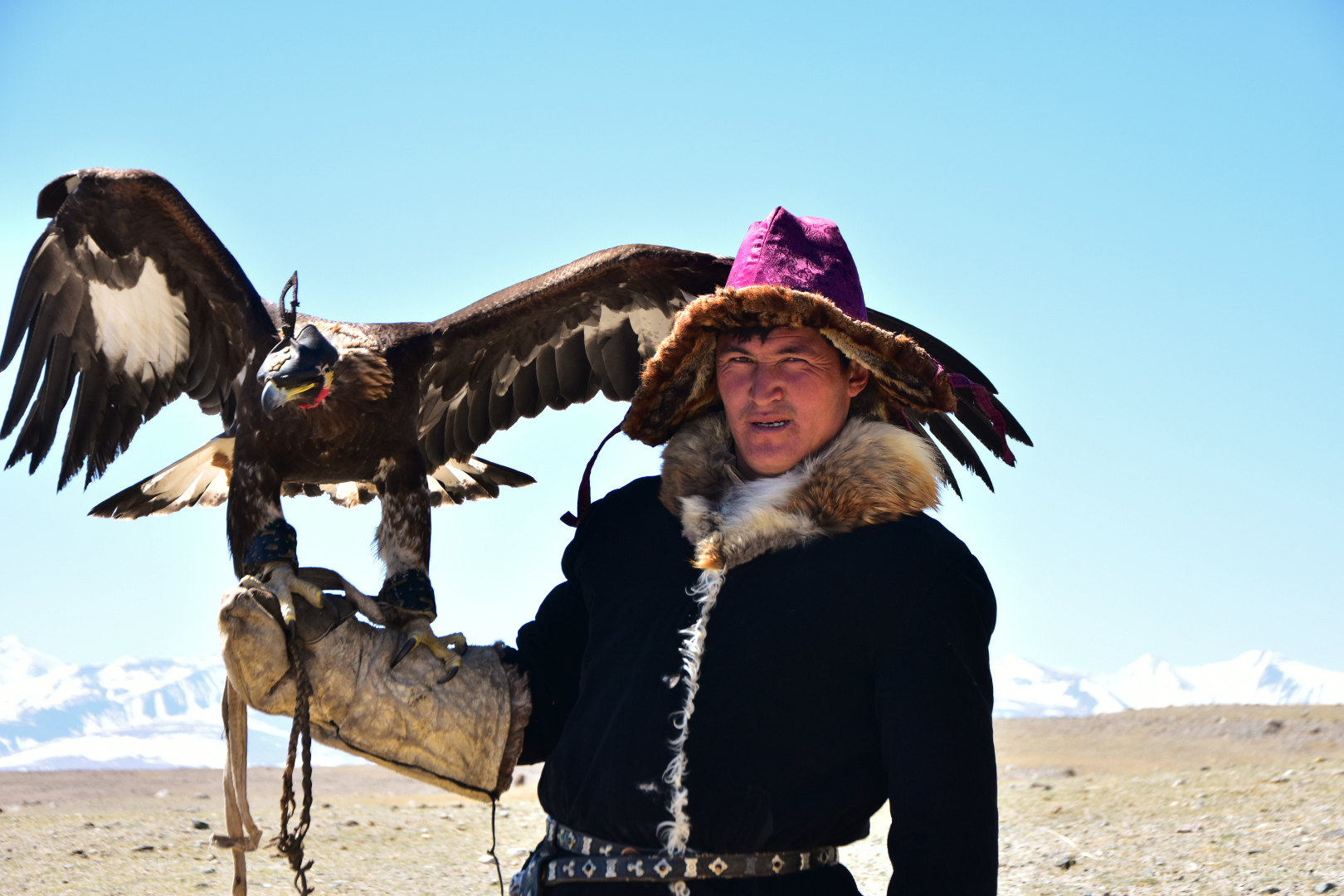 Kenjebek Eagle Hunter