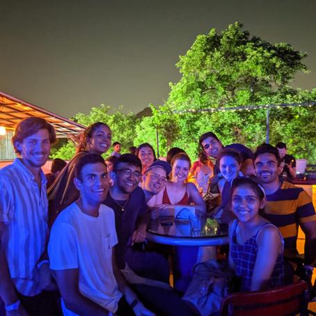 Integrating into the New Delhi Community