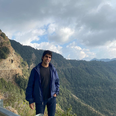 Environment: A visit to the Himalayas!