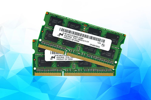 MEMORIA DDR3 4 GB PARA LAPTOP