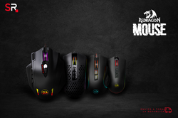 red dragon mouse