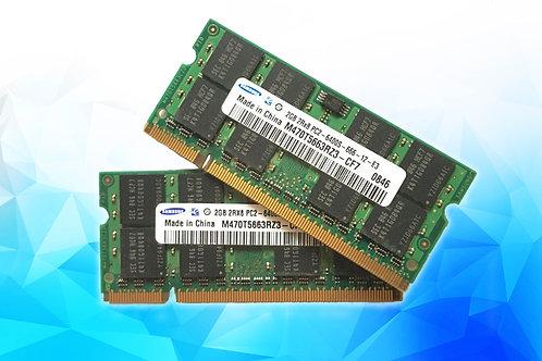 MEMORIA DDR2 2 GB PARA LAPTOP