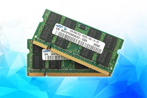 MEMORIA DDR2 1 GB PARA LAPTOP