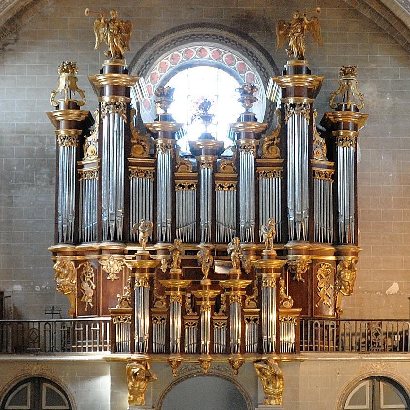 Heure musicale à l'Orgue historique de Cintegabelle
