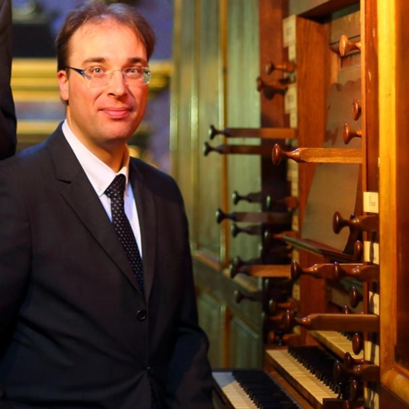 """BACH / MARCHAND """"Concert aux chandelles de la Nuit des églises"""""""
