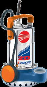 Pedrollo, дренажные насосы, ZD, насос Педролло, ремонт насосов, купить насос, насос для бассейна, чистая вода, AISI 304, ISO 228/1