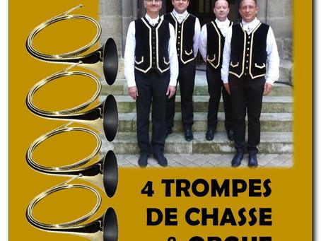 Dim 28 avril 2019 TROMPES DE CHASSE ET ORGUE