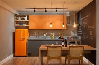 Sete passos para planejar sua cozinha