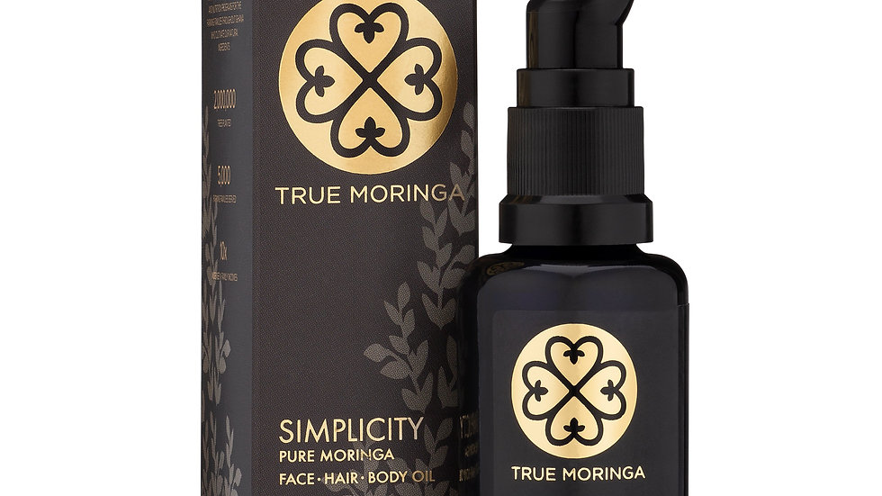 Simplicity Facial Oil (1oz/30ml)