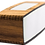 Thumbnail: Portable Wooden Bluetooth Speaker Built In Microphone