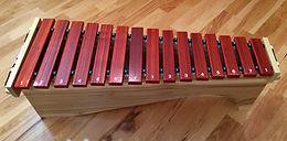 CCBANTA Model: C315ET7 - 7 Tone Equal Marimba