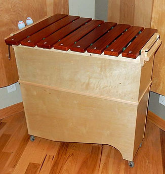 CCBANTA Model C28D Bass Marimba