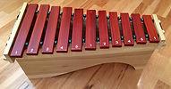Experimental Scale Marimba