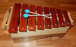 CCBANTA  Model C38D One Octave Tenor Marimba
