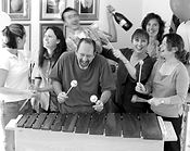 Chris Banta - Marimba Party Cover Photo