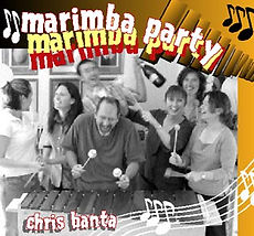 "Chris Banta - ""Marimba Party"" (Experimental CD)"