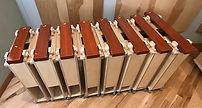 CCBANTA - Bass Tone Bars - Bass Diatonic Set