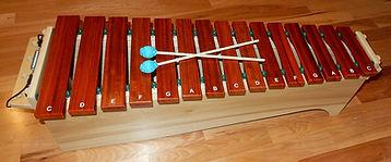 CCBANTA  Model C315D Two Octave Tenor Marimba