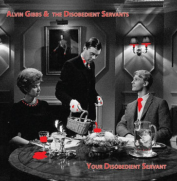 Disobedient Servants Album cover compres