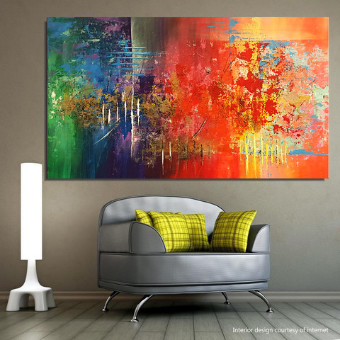 girl-FLOWER-Butterfly-colour-Cartoon-Figure-Painting-Abstract-drawing-Spray-Oil-Painting-Canvas-Home-decor-Frameless.jpg