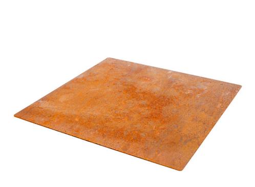 Outdooroven Bodenplatte