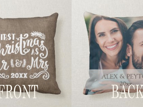CHRISTMAS GIFTS FOR THE NEWLYWEDS
