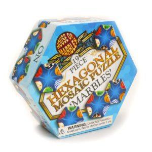 Hexagonal Mosaic Puzzle