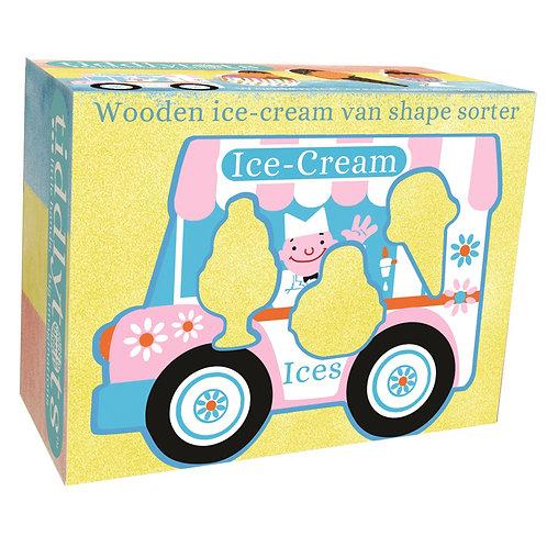 Ice Cream Van Shape Sorter