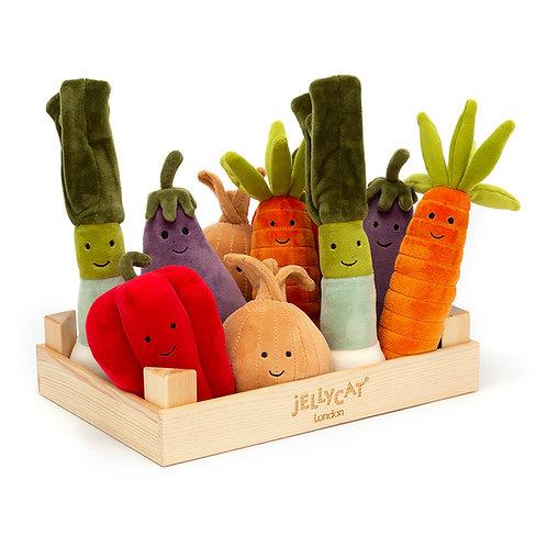 Vivacious Vegetables