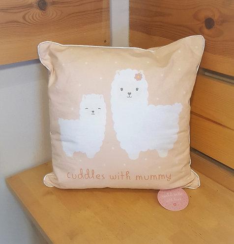 Cuddle with Mummy Cushion
