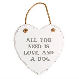 Love and a Dog Heart