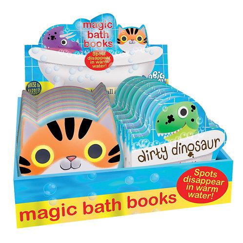 Magic Bath Book