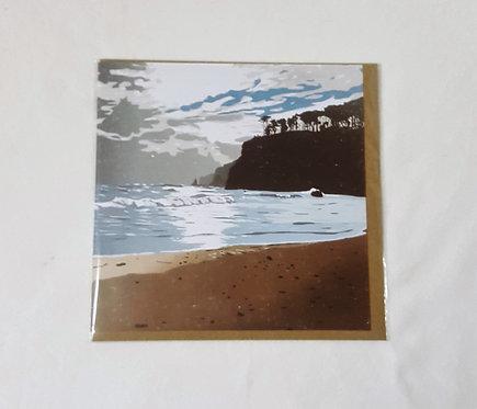 Coryton Cove Card