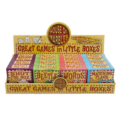 Great Games in Little Boxes