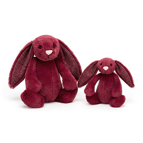Sparkly Cassis Bunnies