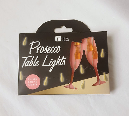 Prosecco Table Lights