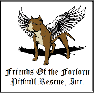 Friends of the Forlorn Pitbull Rescue