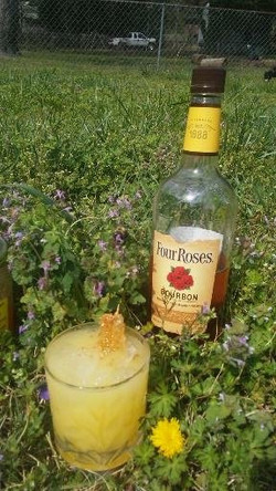 Four Roses Bees Knees