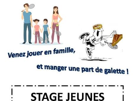 FAMILY'BAD - Samedi 18 janvier 2020