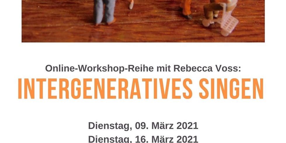 Intergeneratives Singen (2)