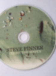 Picture of CD from Steve Pinner's albaum Count the Waves