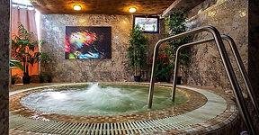 Баня с джакузи в Смоленске отдых  в сауне
