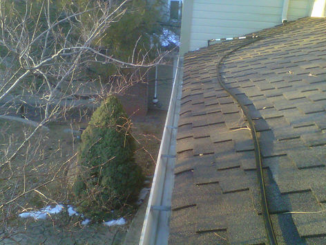 parilla gutter cleaning