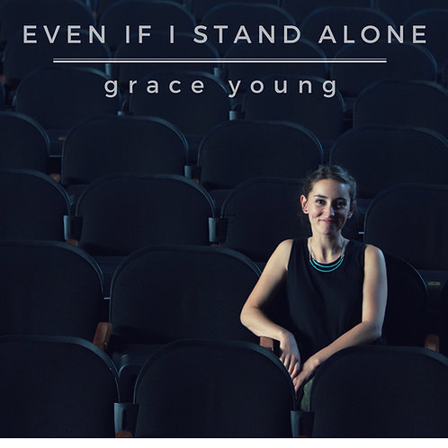 Grace Young - Even If I Stand Along - album