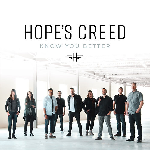 Hope's Creed - Know You Better - album