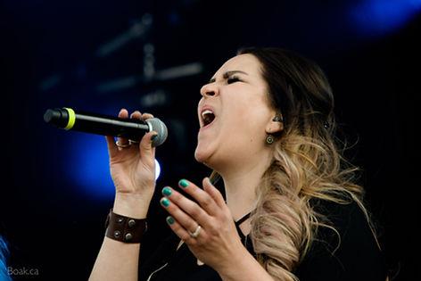 Jessie Rockin' Out @ No Greater Love Mus