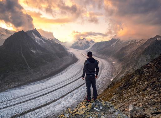 Comment faire de meilleures photos de paysages #1: trouver le bon endroit !