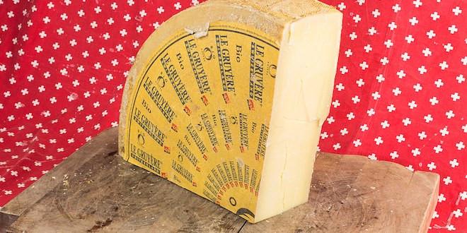 Швейцарский сыр Грюйер празднует 900-ый день рождения